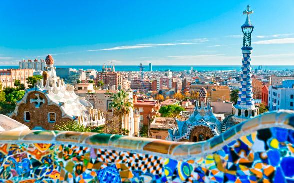 Barcelona, la joya de Gaudí