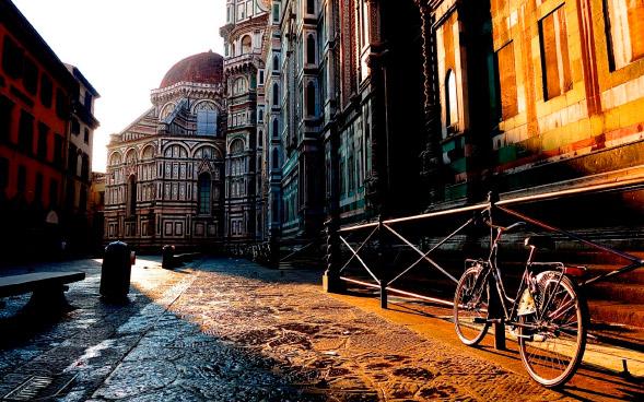 Florencia del arte renacentista