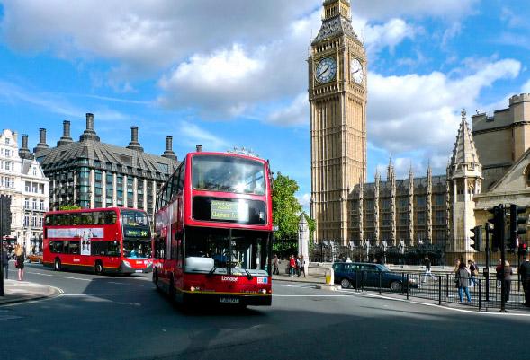 Londres, capital del Reino