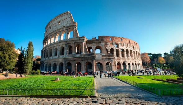 Roma y su eterna grandeza