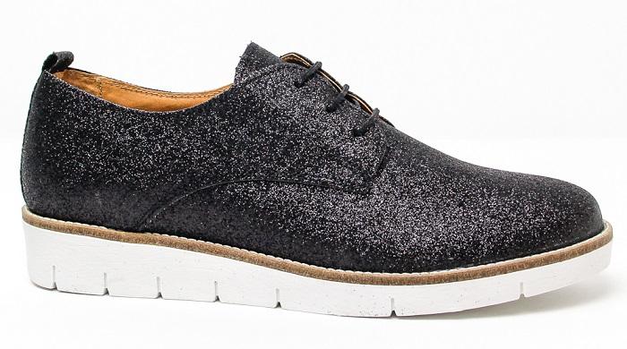 Zapatos Poelman con detalles de purpurina