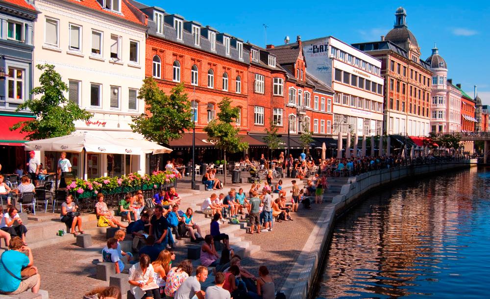 Aarhus, un diamante en bruto