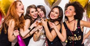 Cómo organizar una despedida de soltera diferente