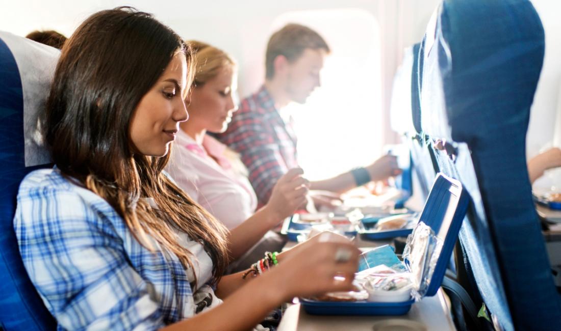 Cuidar la dieta durante los viajes