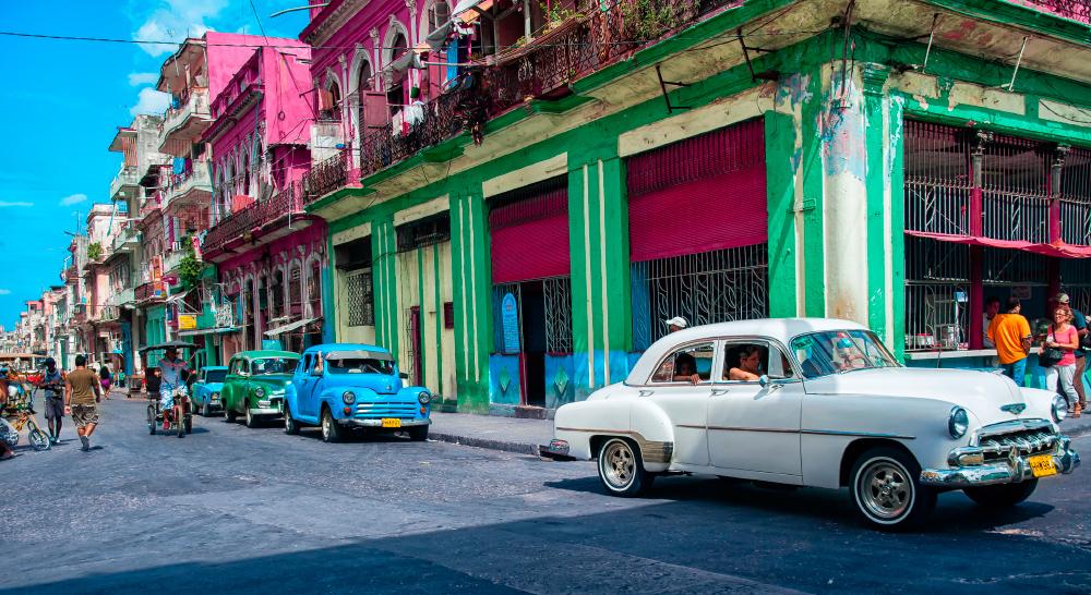 La Habana: melancólica y maternal