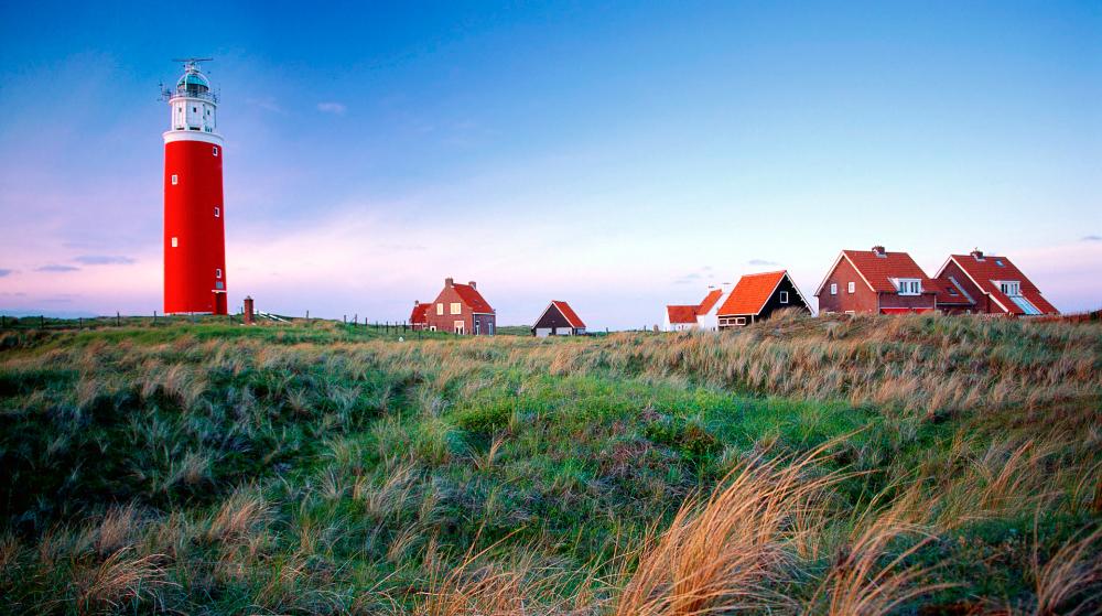 Texel: región costera de ensueño