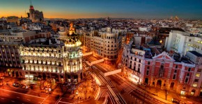 Madrid, la capital del ocio